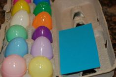 WFMW: Making Easter Story Eggs — We are THAT Family