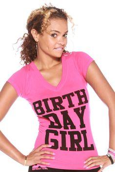 Happy Birthday Tshirt - Celebrate Life | Birthday Girl World