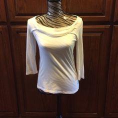 Ann Taylor blouse. White blouse. Small. Ann Taylor Tops Blouses