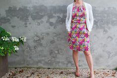 summer dress by Polkadotjes., via Flickr