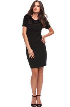 Armani Exchange Burnout Ponte Dress $69.00