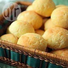 Foto recept: Pão de queijo (Braziliaans kaasbrood)