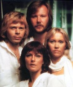 ABBA -- My daughters and I listen to the Swedish sounds of ABBA nearly every morning on the way to school.