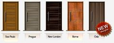 Modern Wooden Front Doors Uk