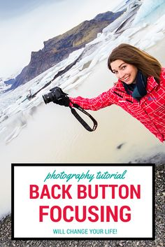 Want sharper images and a less complicated focussing process? Back Button Focusing is super easy, separates the focusing function and the shutter release and assigns them to different buttons.