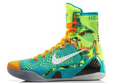 "Nike Kobe 9 Elite ""Influence"" - EU Kicks: Sneaker Magazine"