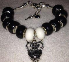 Black/White Owl - £10.99