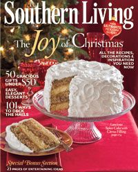 I just want that cake!!  {December 2010 | The Joy of Christmas}