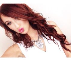 Jaclyn's lip color is by whitening lightening and it's called rose hill! Love!!
