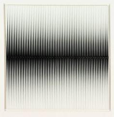 [Alberto Biasi] Orizzontale e Oltre, 1973