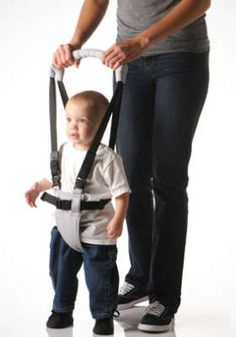 Such a cool way to teach babies to walk.     Meeno Babies Teach Your Tot to Walk