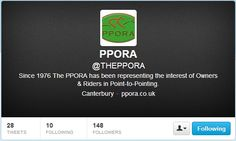 The Point-To-Point Owners and Riders Association on Twitter: @THEPORA