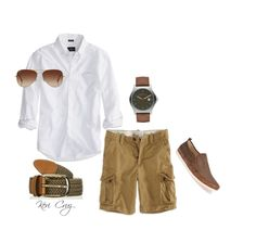 Men\'s Casual Summer found at polyvore.com