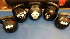 """It is official. All of your kettlebells suck compared to mine!"" ~ Colin Stewart Anyone care to share theirs?"