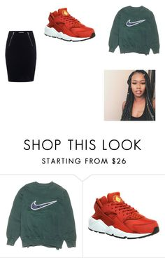 """summer"" by chrisfashion21 on Polyvore featuring NIKE, T By Alexander Wang, women's clothing, women's fashion, women, female, woman, misses and juniors"