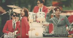 MissA's Suzy and Lee Jong Suk make sweet music in the preview for BBQ Chicken.