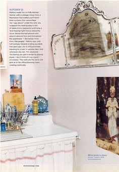 Domino Magazine: Kitchen, May 2007