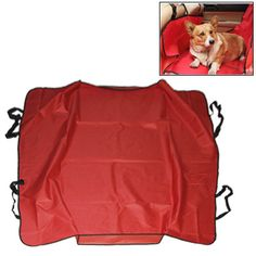Q Pet Car Seat Cover Travel Seat Covers Set Car Seat Cushion,Pet Cushion (Red): Bid: Buynow Price Remaining… Car Seat Cushion, Seat Cushions, Pet Car Seat Covers, Dog Carrier, Car Set, Pet Beds, Pet Accessories, Online Shopping Stores, Pet Supplies