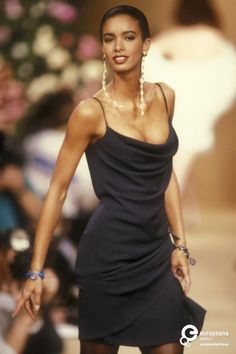 Yves Saint Laurent, Spring-Summer 1990, Couture on www.europeanafashion.eu