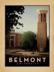 Belmont University - The 'Singing Tower,' built around 1850 as part of the estate of Colonel and Mrs. Acklen, was originally used as a water tower. In 1928, a carillon of 23 bells was installed at Ward-Belmont School for Girls. This was the first carillon in Tennessee and one of the first 25 carillons to be installed in North America. Located in the heart of Belmont's beautiful campus, Carillon performances are held at various times during the school year to commemorate ...