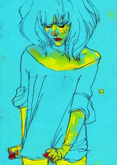 muses / : Conrad Roset I don't use a lot of colour in my paintings but if I was to. .