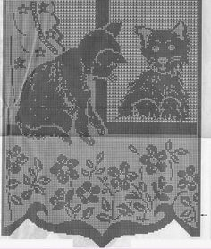 Kira scheme crochet: Scheme crochet no. Irish Crochet, Free Crochet, Knit Crochet, Crochet Curtains, Crochet Pillow, Crochet Doily Patterns, Crochet Doilies, Cowboy Crochet, Fillet Crochet