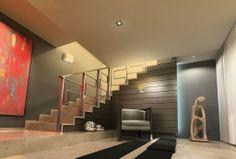 Vestíbulo muy lindo! Stairs, Interior, Uganda, Home Decor, Stairway, Home Decorations, Buildings, Community