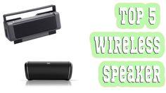 5 Best Wireless Speaker 2016