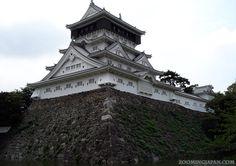 Japanese castles I've visited: #50 Kokura Castle in Fukuoka Prefecture.