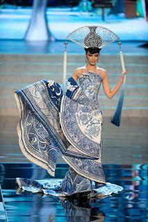 La Alfombra Rosa: Miss Universo 2012: Candidatas en Traje Típico