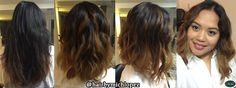 Big hair change! From long hair to a long bob with balayage! #hairbymichlopez #longbobcut #balayage #toronthairstylist #haircut #change #longbob