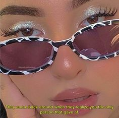 #devilaesthetic #aesthetic #reckless #aestheticquotes #quotes #true #reckless #badassquotes #savagequotes #sassyquotes #realize Makeup Goals, Makeup Inspo, Makeup Art, Makeup Inspiration, Beauty Makeup, Hair Makeup, Bad Girl Aesthetic, Aesthetic Photo, Aesthetic Pictures