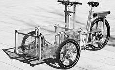 Modular Cargo Cycles