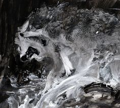 That's why you don't bullshit with a wolf.