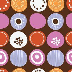 Pattern Designs by Toby Seadler, via Behance