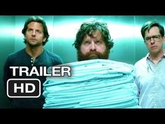 The Hangover Part III Official Trailer #1 (2013) - Bradley Cooper Hangover 3 Movie HD