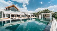Phuket Holiday ViIla #phuket #thailand #asianluxuryvillas _____________________ One of the most exclusive holiday villas in Phuket overlooking Cape Yamu