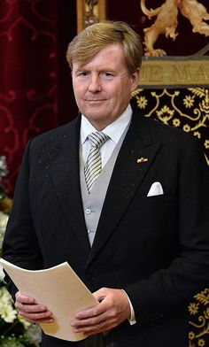 King Willem-Alexander of the Netherlands expressed his sympathy for those who were killed and injured.