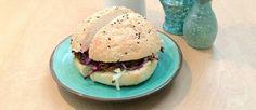 Honeytrap's BBQ Beef Brisket Sandwich...quite possibly the regions very best sarnie!