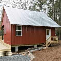 """Created by architecture students at Rural Studio, Auburn University's design-build program, the """"20K Home"""" could potentially turn the real estate market on its head—and the reason why is truly inspiring."""