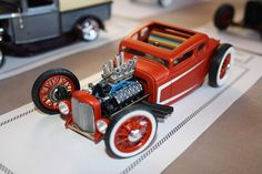 Hot Rod. Model Cars Kits, Kit Cars, Car Kits, Hot Rods, Model Cars Building, Truck Scales, Plastic Model Cars, Model Hobbies, Car Humor