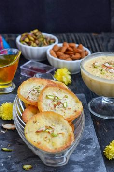 everyday musing: Mava Malpua - fried milk khoa cheese, maida flour, saunf (fennel seeds), sugar salt, baking powder, ghee butter, sugar, water, cardamom