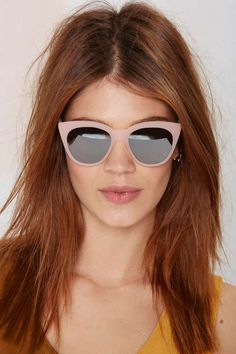 Quay Isabell Cat-Eye Shades