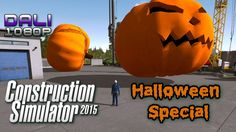 Construction Simulator 2015 Halloween Special It's time to conjure up two extensive high-rise buildings and, for the first time, a parking garage. For this, the fleet of vehicles has been expanded to include the larger LIEBHERR HTM 1204 ZA concrete mixer semi-trailer and the modern MAN TGX Euro 6 tractor. #CS2015 #Halloween #PC #Steam #Liebherr #astragon_GmbH #YouTube #DaliHDGaming