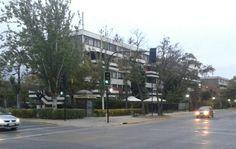 Villa Frei. Santiago de Chile.
