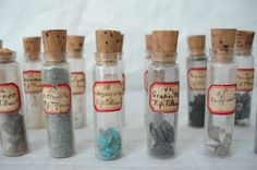 Antique Mineral Collection