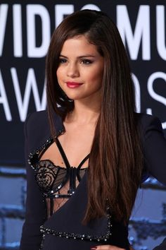 "National Hispanic Heritage Month-Mexican American actress Selena Gomez is famous for her role in Disney Channel's hit series ""Wizards of Waverly Place"" as well as for her music. Famous Hispanics, Famous Latinos, Hispanic Heritage Month, Bombshell Beauty, Mtv Videos, Mtv Video Music Award, Music Awards, Marie Gomez, We Are The World"