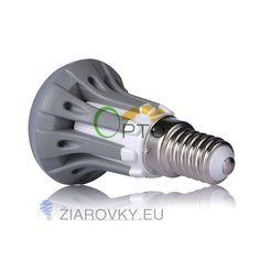 LED reflektorová žiarovka je vďaka nádhernému tvaru a štandardným rozmerom dokonalou ekologickou náhradou za tradičnú alebo halogénovú reflektorovú žiarovku Led