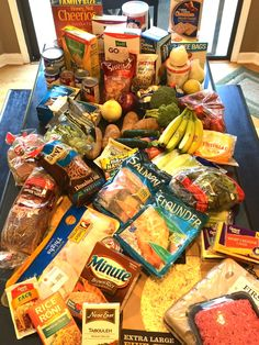 How to stretch your food dollars: Hunger in America ~ Feeding my Family on a Budget: Week One