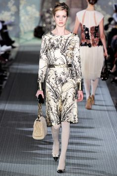 Tory Burch Fall 2012 RTW - Runway Photos - Fashion Week - Runway, Fashion Shows and Collections - Vogue
